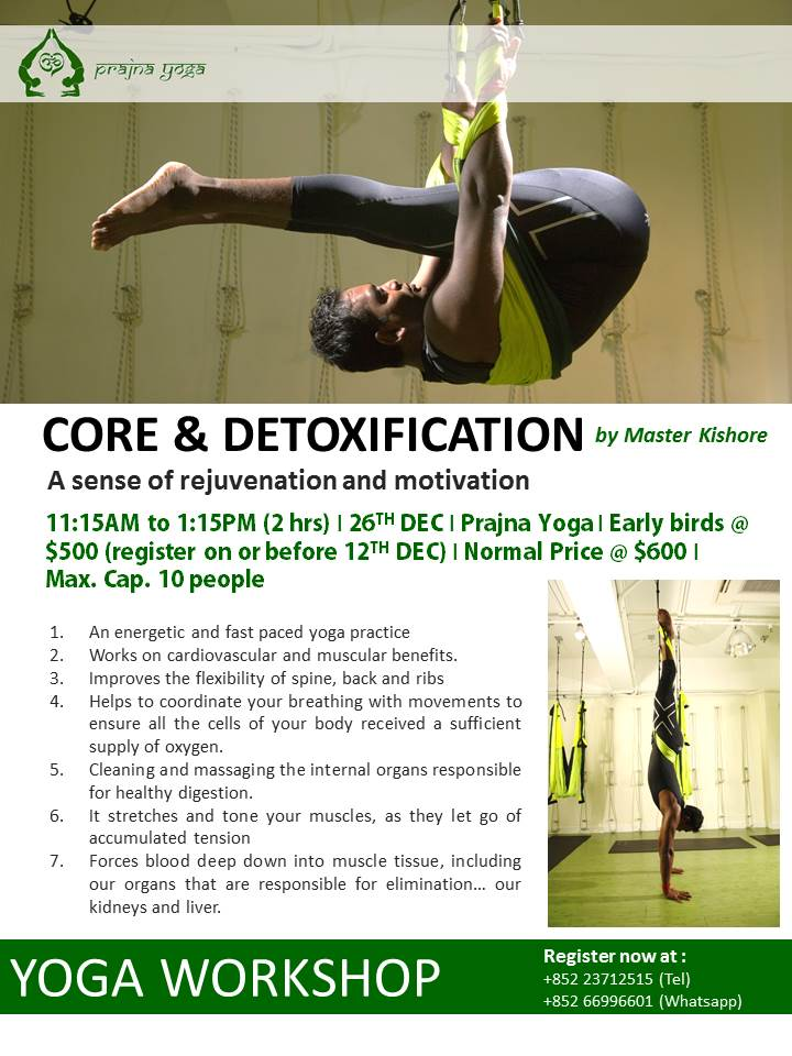 Core & Detoxification